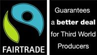 Fairtrade guarantees a better deal for Third World Producers