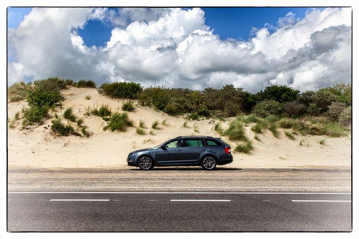 Mit dem Skoda Octavia Kombi RS an die Nordsee gefahren. Erster Eindruck: TOP! Es gibt nichts zu meckern. Ganz im Gegenteil ein richtig gutes Auto aus Tschechien. #SKODAtrip