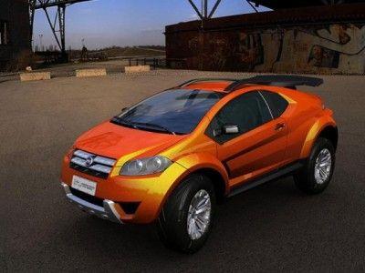 Fiat Adventure concept