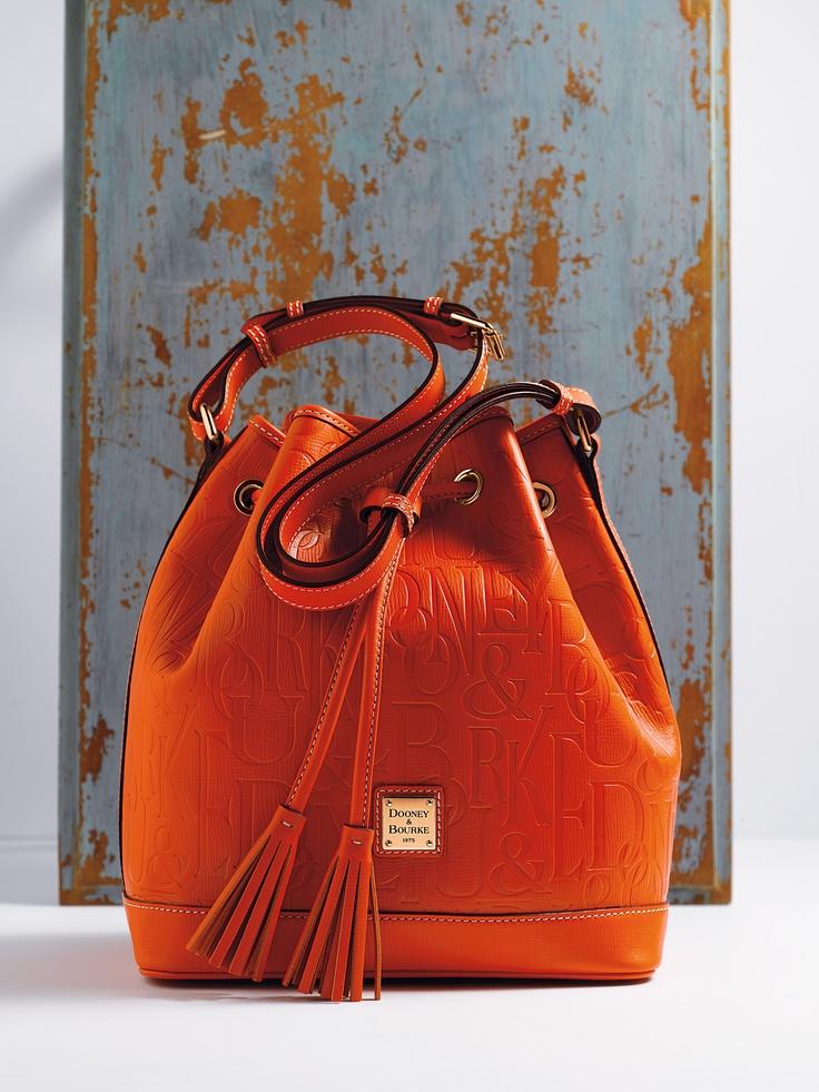 "Dooney & Bourke ""DB Retro"" Drawstring Bag #belk #color"