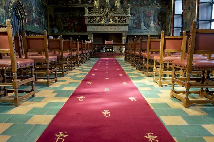Louis de Poortere - Reference : City Hall (Brugge)
