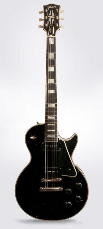 Gibson Les Paul Custom Solid Body Electric Guitar (1956)