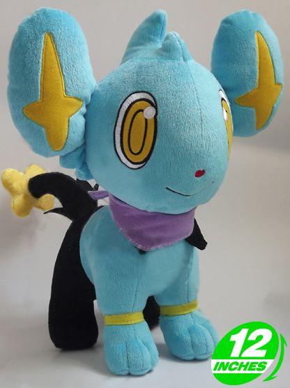 Pokemon Shinx Plush Doll - PNPL6082