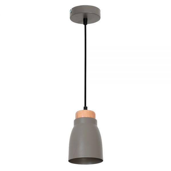 AGNIS grey zwis - Lampy Luminex sklep fabryczny