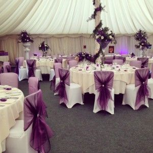 Wedding Ideas - chair covers