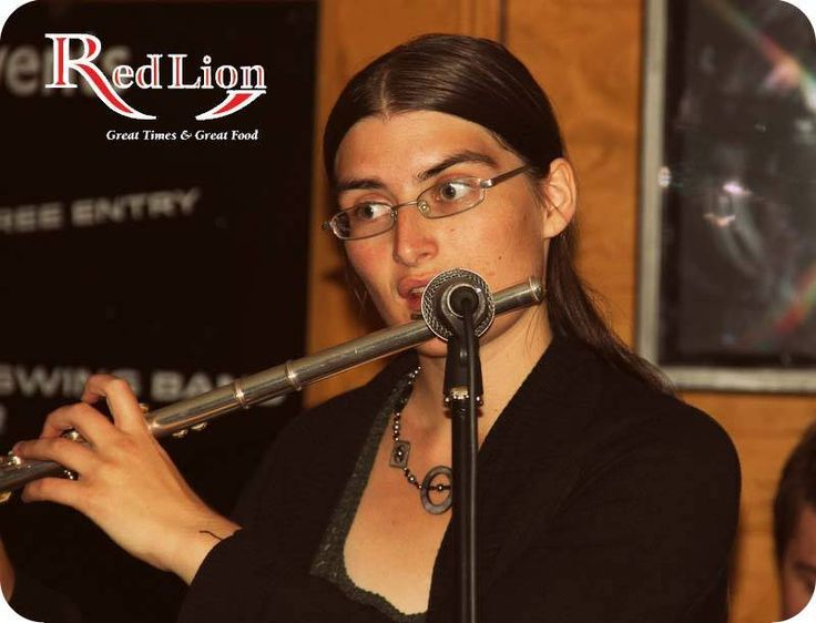 Performing at The Red Lion in Newquay.