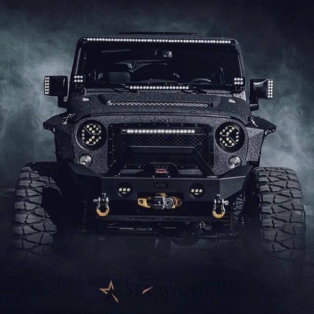Sweet Jeep dreams. #StarwoodCustoms  #StarwoodMotors #Jeep #JeepWrangler #JeepLife #JeepMods #offroad #customJeep