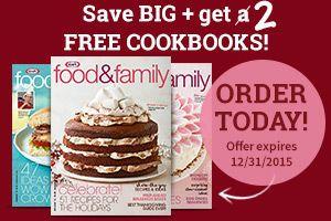 food&family magazine