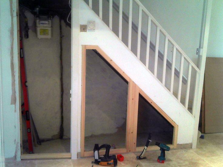 Decorating Ideas,DIY Under Stair Storage Design Ideas,Under Stair Storage