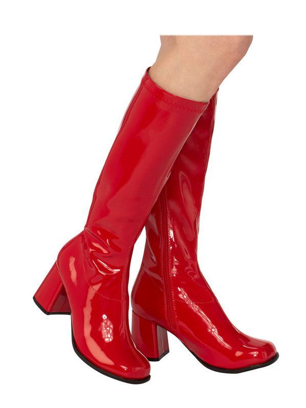 ab712f06577 Check out Adult Red GoGo Boots - Costume Accessories for 2018
