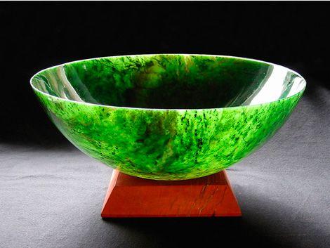 Nephrite Jade Bowl Gems Pinterest Jade And Bowls