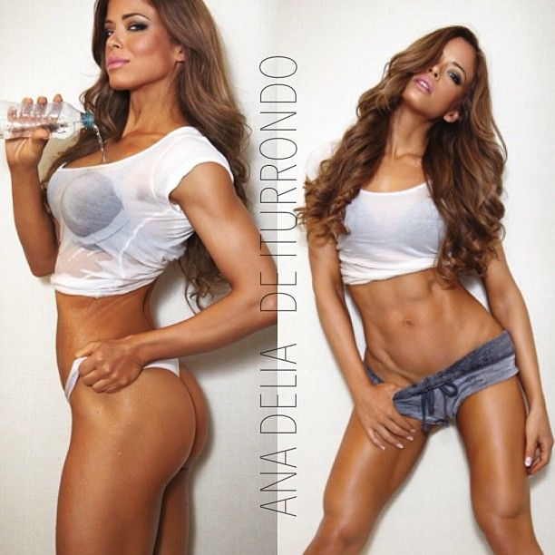 Will not Ana delia iturrondo fitness model join told