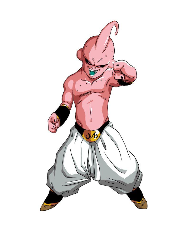 Character Design Dragon Ball Z : Kid buu by ruokdbz viantart on deviantart