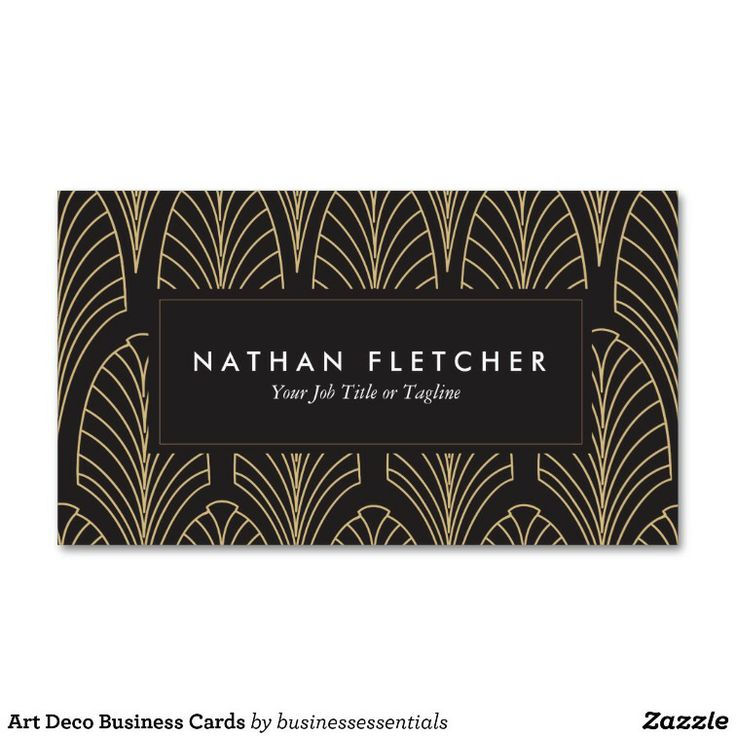 Great art deco business cards photos business card ideas 40 best history art deco and the freemasons images on pinterest reheart Choice Image