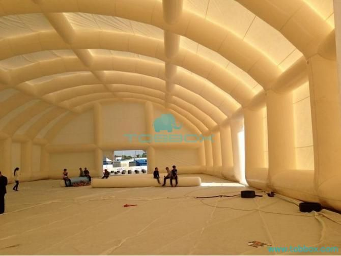 inflatable dome tent for tennis