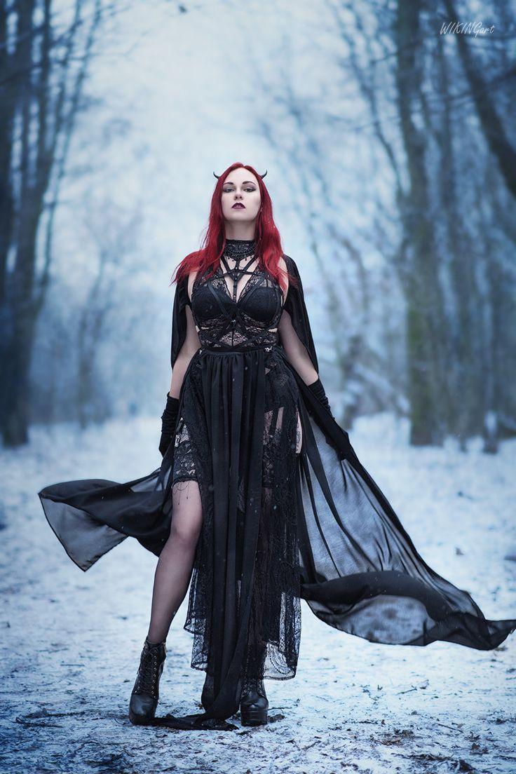 Gothische Schönheit FlashingТемная In Красота Girls 2019 Goth UzGqMVpS