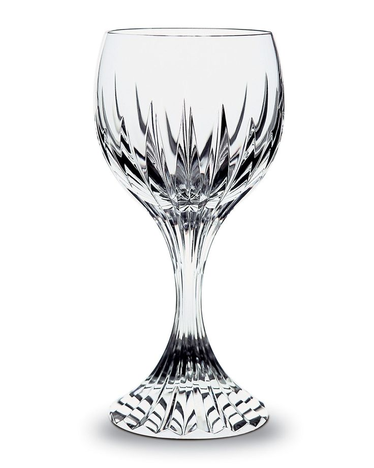 Massena Water Goblet - Baccarat