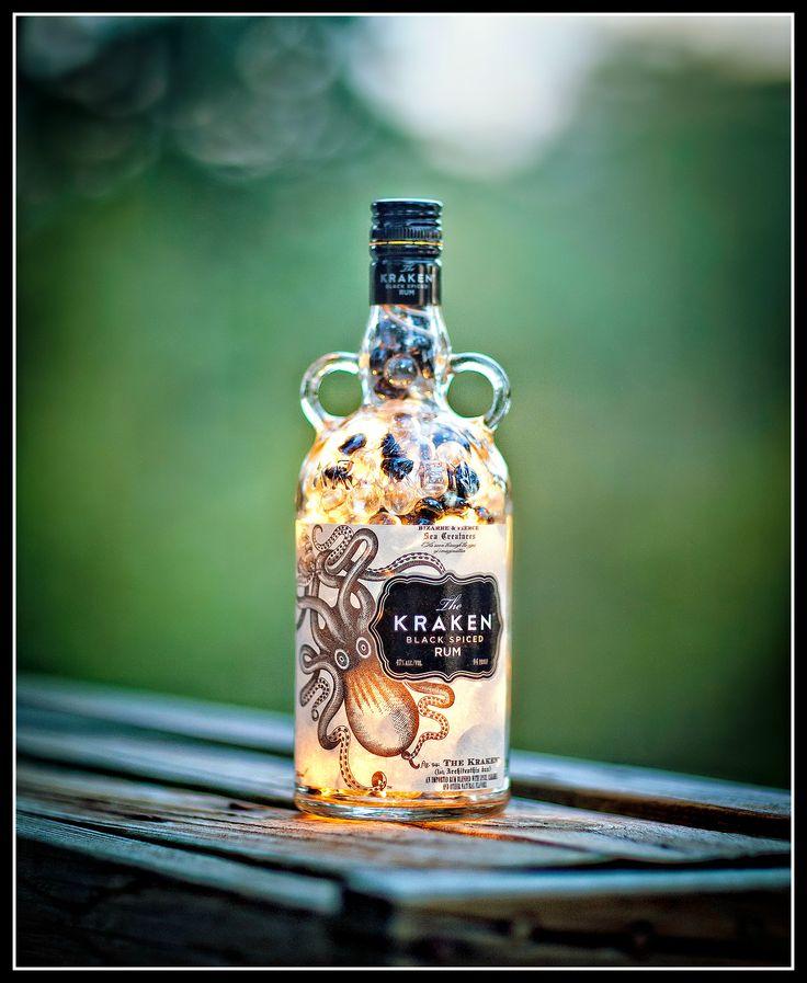 Kraken Rum | Kraken Rum | Pinterest