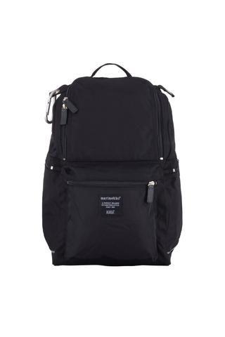 MARIMEKKO BUDDY BACKPACK  #purse #travelbag #black #travel #sightseeing #finland #marimekko #classic #pirkkoseattle #pirkkofinland