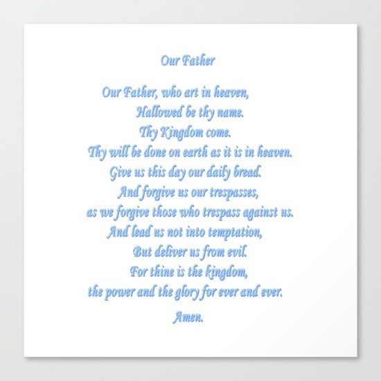 Our Father Pière Catholic to God the Father en English