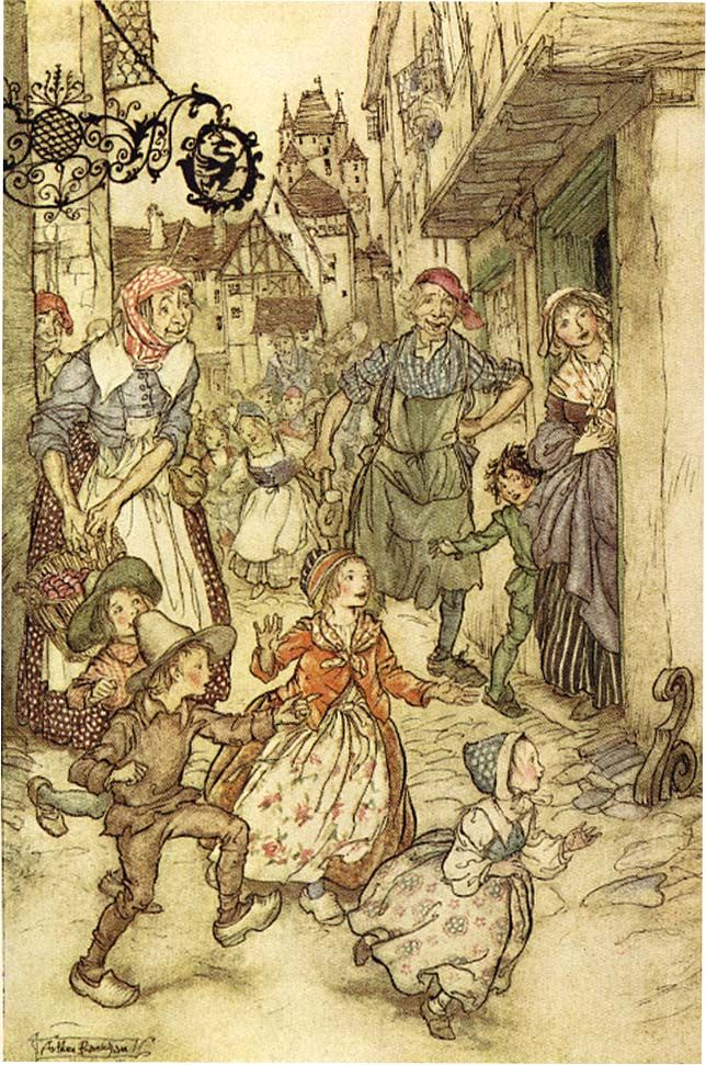 robert browning the pied piper of The pied piper of hamelin by robert browning the source document of this text is not known please see this document's talk page for details for .