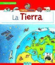 - ¿Cuándo se formó la Tierra? - ¿Dónde viven los osos polares? - ¿Por qué los volcanes entran en erupción?  Las ilustraciones y los textos de fácil comprensión de este libro invitan a los pequeños de más de 4 años a experimentar y explorar por sí mismos. Además, las llamativas pestañas y juegos lo convierten en una estupenda fuente de diversión. http://rabel.jcyl.es/cgi-bin/abnetopac?SUBC=BPSO&ACC=DOSEARCH&xsqf99=1534916