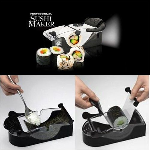 5 Useful Easy Sushi Makers You Can Buy | Web Cool Tips