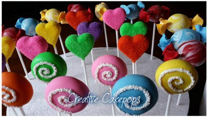 ... Cake Poppin on Pinterest   Frozen cake pops, Cakepops and Themed cakes