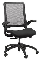 Affordable, stylish, and just plain cool! The Hawk series mesh back chair by Eurotech is available now at OfficeFurnitureDeals.com with free shipping. #CoolOfficeChairs