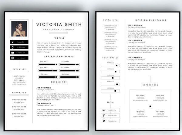 23 best Résumé Paper First Impression images on Pinterest - impactful resume update