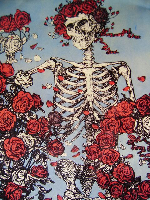 I loved their concerts, playing their songs on piano and guitar, sharing good times while listening to The Grateful Dead