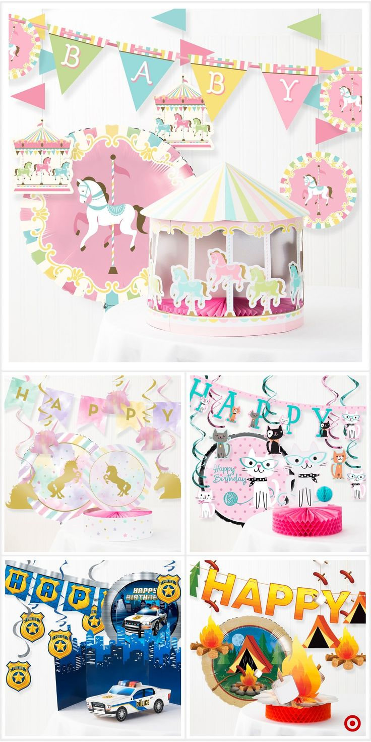 Shop Target for party decorating kit you will love at great low prices. Free shipping on orders of $35+ or free same-day pick-up in store.