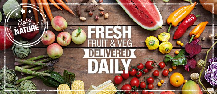 only fresh fruit can be found at lower cost