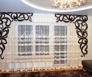 geraumiges gardinen set wohnzimmer balkontur und fenster katalog bild der aeadebcfacbf