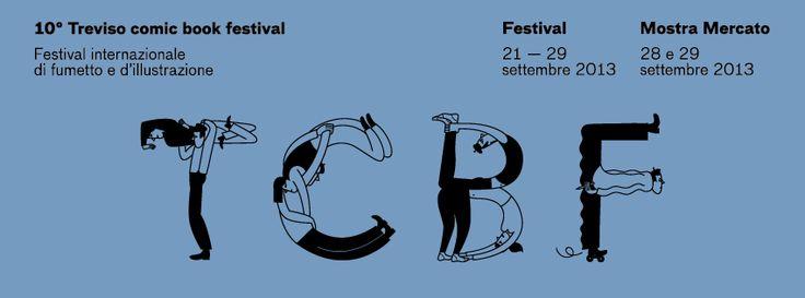 tcbf Banner 20 #comics #treviso #italy #tcbf13 Treviso Comic #Book #Festival #claytonjunior