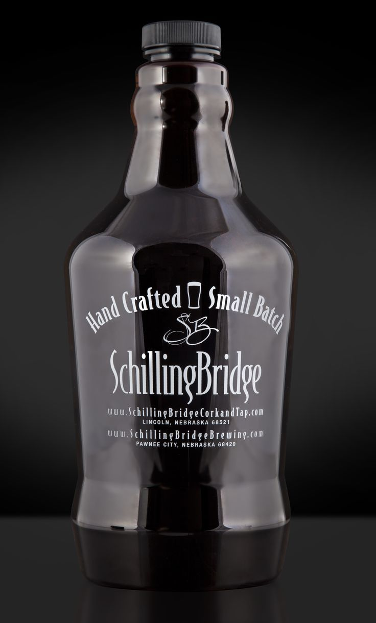 SchillingBridge Winery and Microbrewery is taking advantage of the latest edition to The Cary Company's #screenprinting services: GROWLERS! Check out how http://schillingbridgewinery.com/ business is thriving and contact us at https://www.thecarystore.com/containers/design for our labeling service.