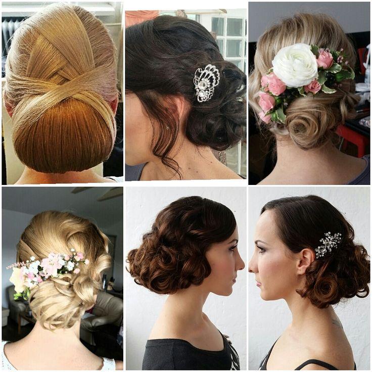 my wedding hairstyles