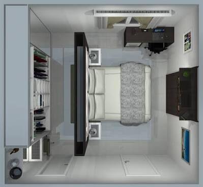 Resultado de imagem para suite e closet
