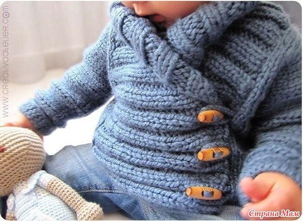 """Он-лайн """"Весенняя курточка для малышей и тех, кто побольше!"""""""
