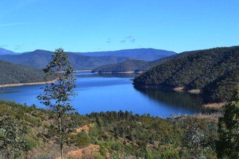 Lake Eildon- Victoria
