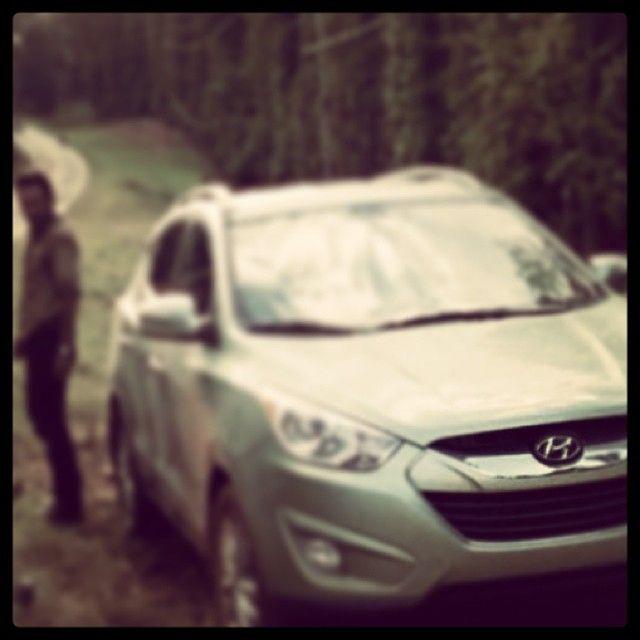 #Hyundai patrocinador de #TheWalkingDead