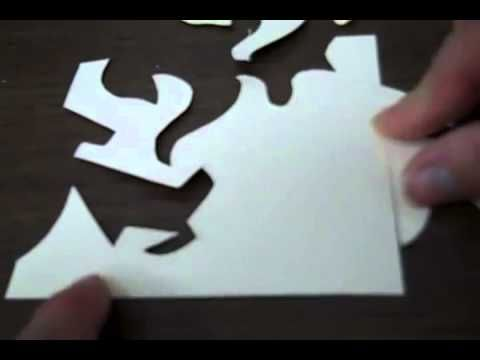 ▶ M.C. Escher - How To Create A Tessellation - YouTube