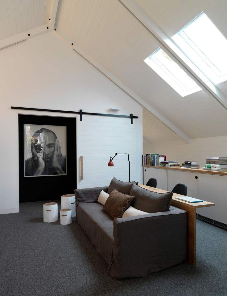 Interiors | alwill  #livingroom #white #wood #artwork #lounge