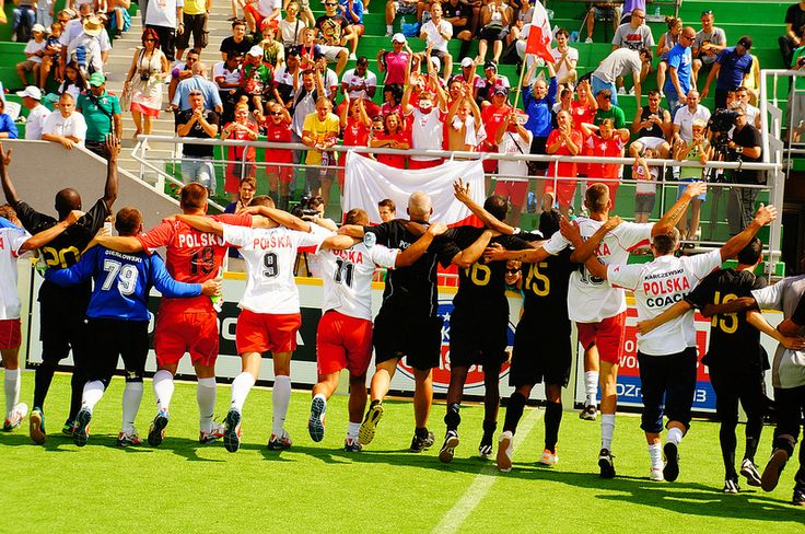 XI Mistrzostwa Świata Bezdomnych Poznań 2013 [fot.Homeless World Cup Official]