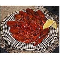 Live Louisiana Crawfish (34 lb.)