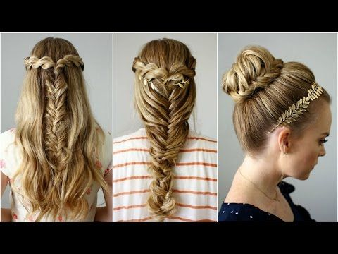 Youtube Hairstyles Custom 172 Best Braids My Favorite Mentors Images On Pinterest  Hair Dos