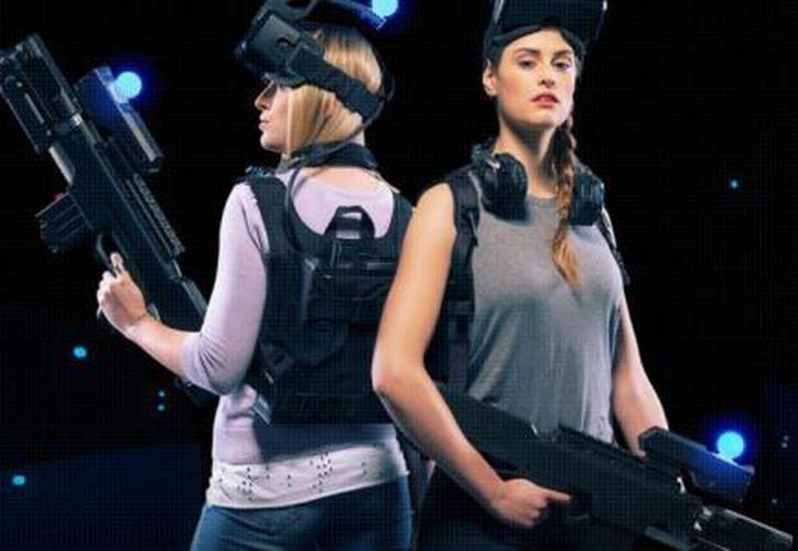 Mata zombis en la sala de realidad virtual de Cinépolis - Sipse.com