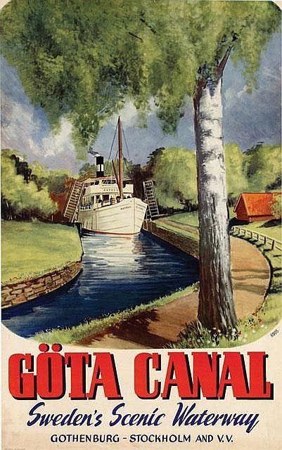 Gota Canal ~ Sweden