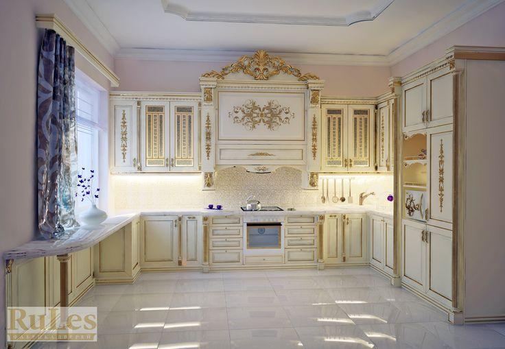 #Кухня на заказ по индивидуальному проекту #интерьер #kitchen #рулес #дизайн