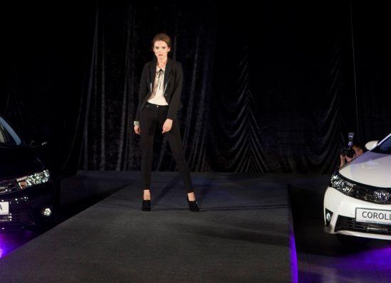 pokaz mody #APIA #TARANKO #TOYOTA